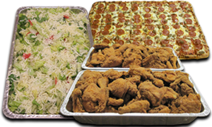 Party Catering Menu