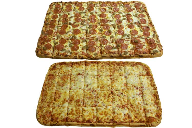 Sheet Pizza Party Order