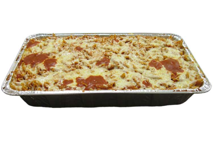 Pasta Trays Party Order