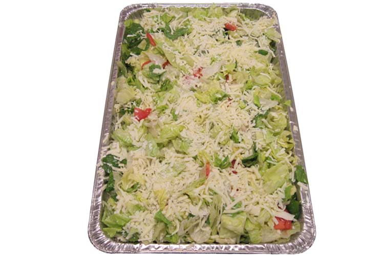 Salad Trays Party Order