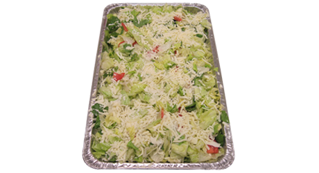 salad party tray